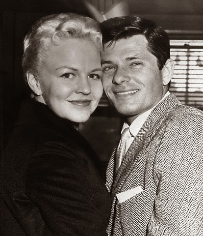 With Peggy Lee