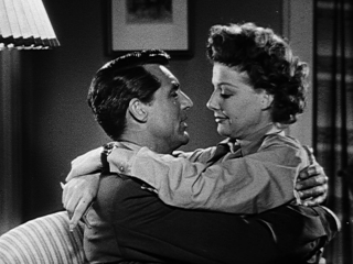 Cary Grant,Ann Sheridan.