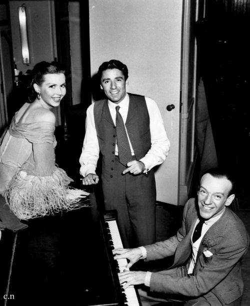 Ann Miller, Peter Lawford,Fred Astaire.EASTER PARADE