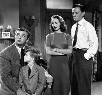 With Robert Mitchum,Wendell Corey,Janet Leigh