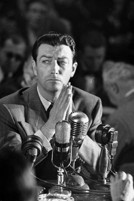 Robert Taylor 1947 Hearings