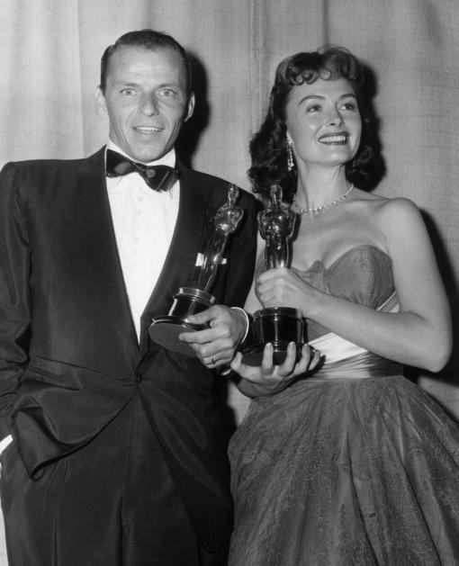 Frank Sinatra,Donna Reed