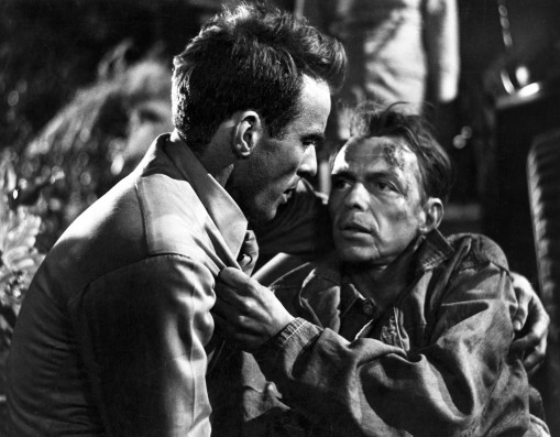 Montgomery Clift and Frank Sinatra FROM HERE TO ETERNITY, 1953.