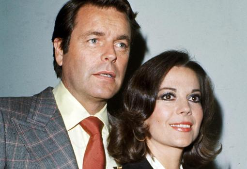 With Natalie Wood