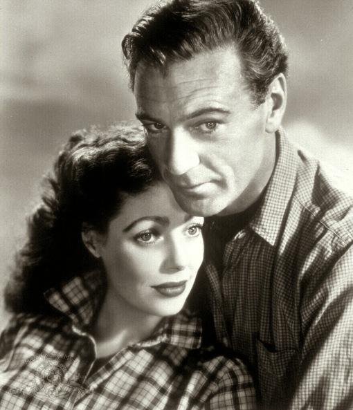 Loretta Young,Gary Cooper