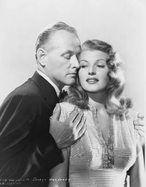 George Macready,Rita Hayworth .GILDA