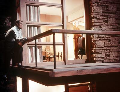 Cary Grant, Eva Marie Saint