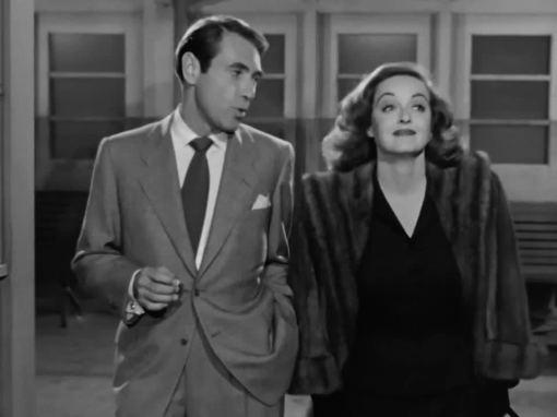 Gary Merrill, Bette Davis.