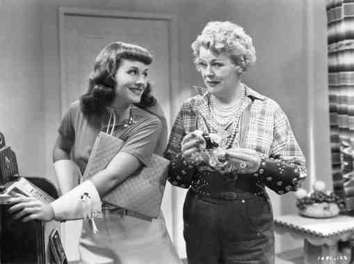 Paulette Goddard, Mary Boland