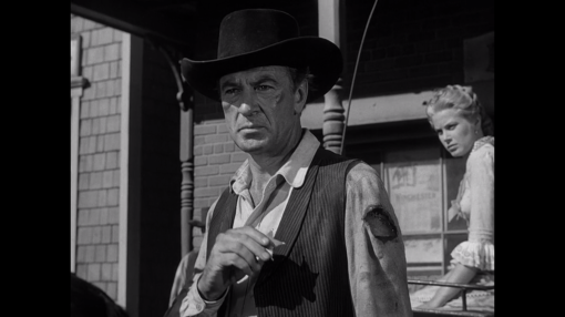 Gary Cooper,Grace Kelly.HIGH NOON