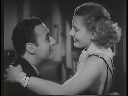 Charles Boyer, Jean Arthur.HISTORY IS MADE AT NIGHT.