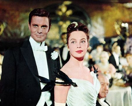 With Louis Jourdain.GIGI