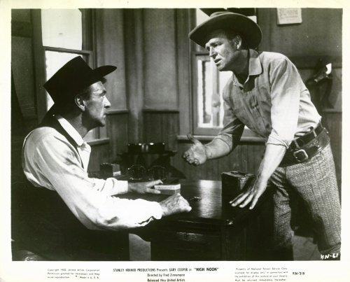 Gary Cooper,James Millican