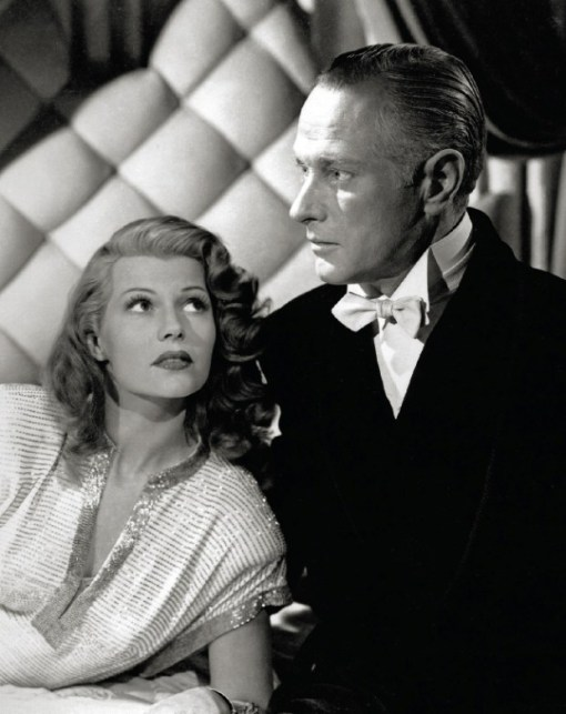 Rita Hayworth,George MacCready