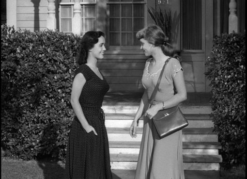 Susan Cabot, Patricia Joiner