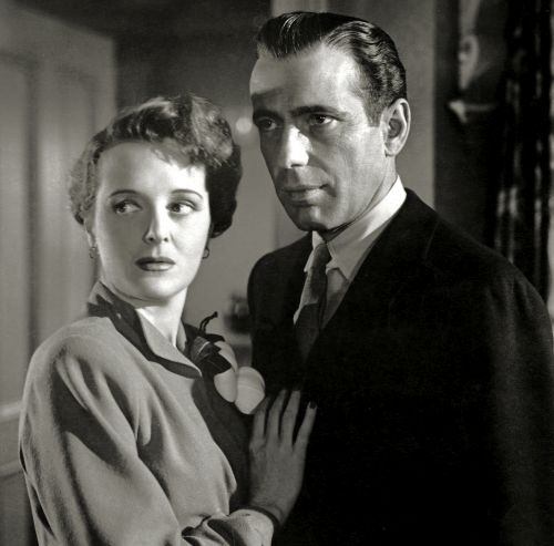 Mary Astor,Humphrey Bogart