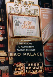 Judy at the Palace in NY.
