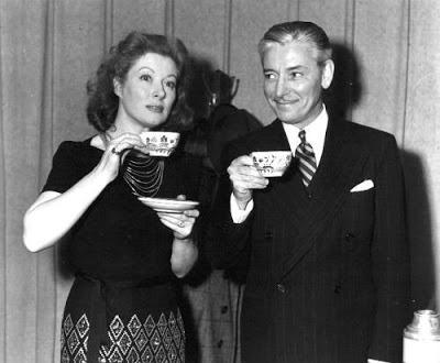 Greer Garson, Ronald Colman