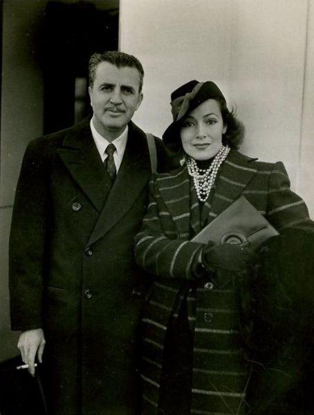 Cedric Gibbons, Dolores del Rio