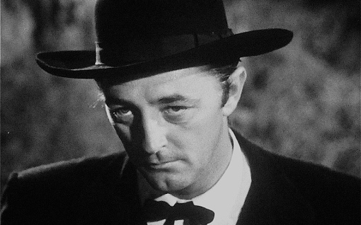 Robert Mitchum.Night of the Hunter