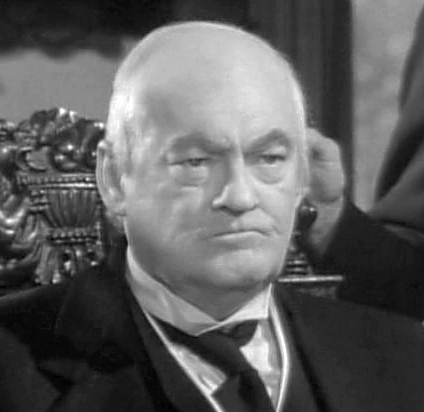 Lionel Barrymore.IT'S A WONDERFUL LIFE