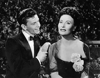 Frank Sinatra / Michèle Morgan