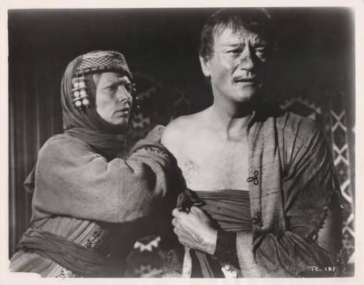 Agnew Moorehead, John Wayne