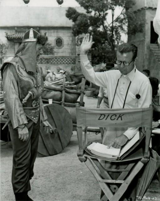 John Wayne, Dick Powell