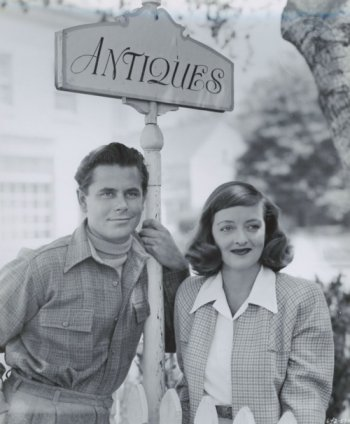 Glenn Ford, Bette Davis