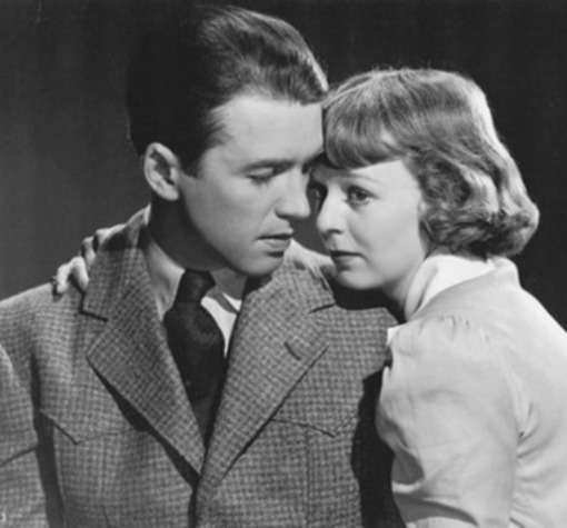 James Stewart,Margaret Sullavan
