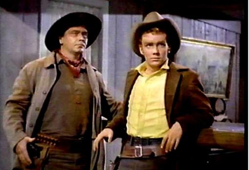 Ernest Borgnine, Ben Cooper.