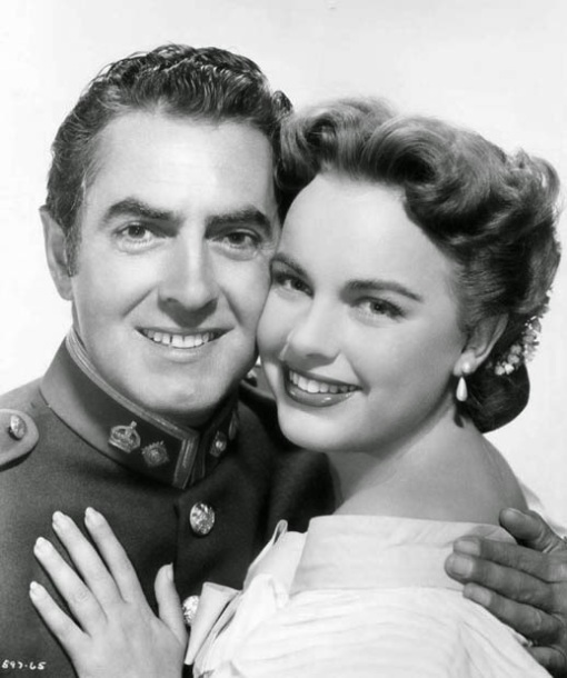 With Tyrone Power. KING OF THE KHYBER RIFLES