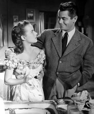 With Glenn Ford. A DATE WITH DESTINY (1948)