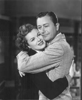 With Robert Young..AND BABY MAKES THREE.