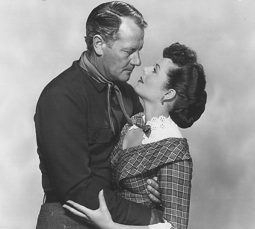 With Joel McCrea.THE LONE HAND
