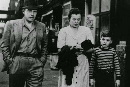 With Arthur Kennedy, Bobby Driscoll.THE WINDOW