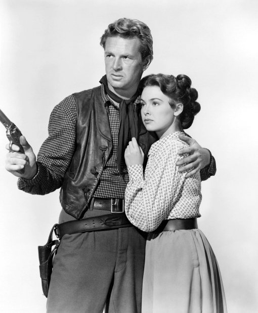 With Sterling Hayden