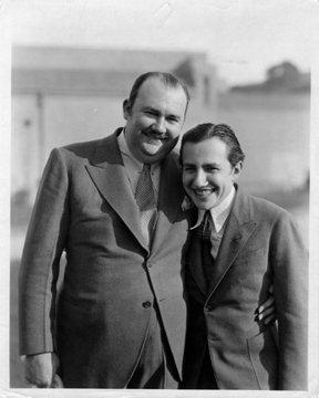 Paul Whiteman, Carl Laemmle Jr.