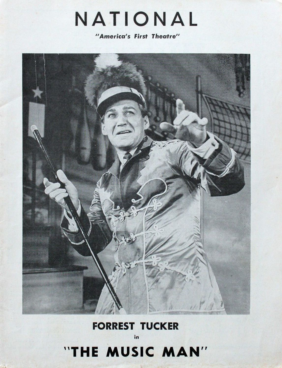 forrest tucker pictures