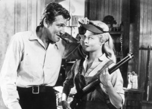 """NOTES ON """"FORTY GUNS"""" (1957)   Vienna's Classic Hollywood"""