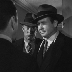 Ward Bond, Barton McClane